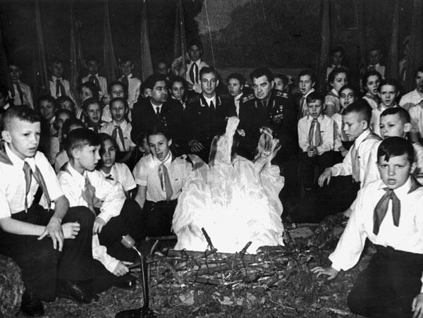 1958 Маресьев Алексей Петрович, нет данных, Чуйков Василий Иванович