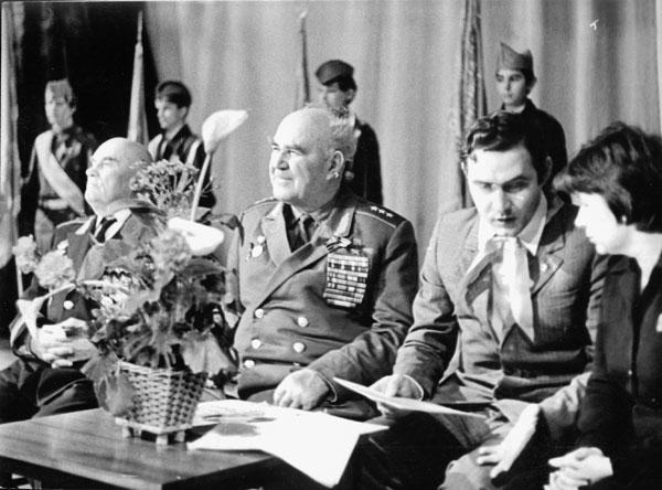 1970 Аргунов, Людников Иван Ильич, секретарь ГК ВЛКСМ
