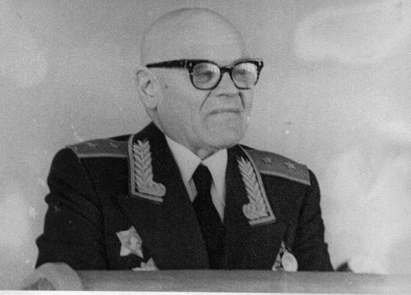 1973 Генерал-лейтенант Телегин