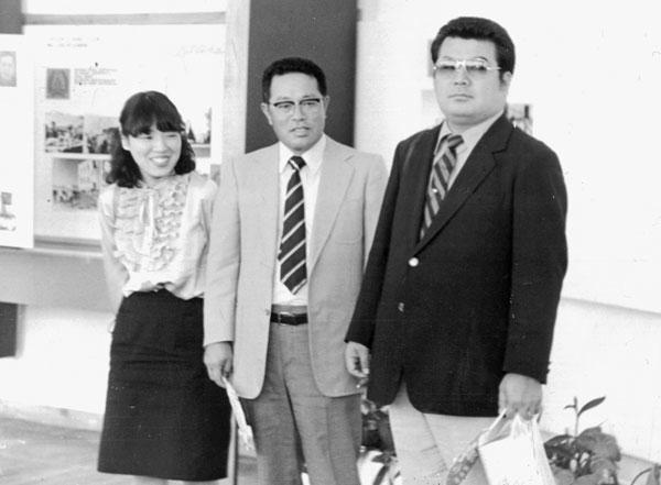 1985 Гости из Хиросимы