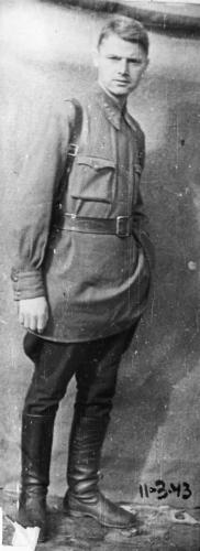 Валерий Булычев, март 1943