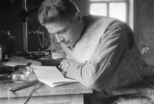 Валерий Булычев, зима 1943