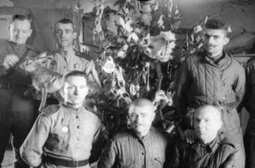 Новый Год, Сталинград, 1943